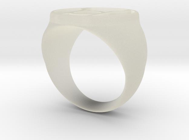 Red Lantern Ring (21) 3d printed