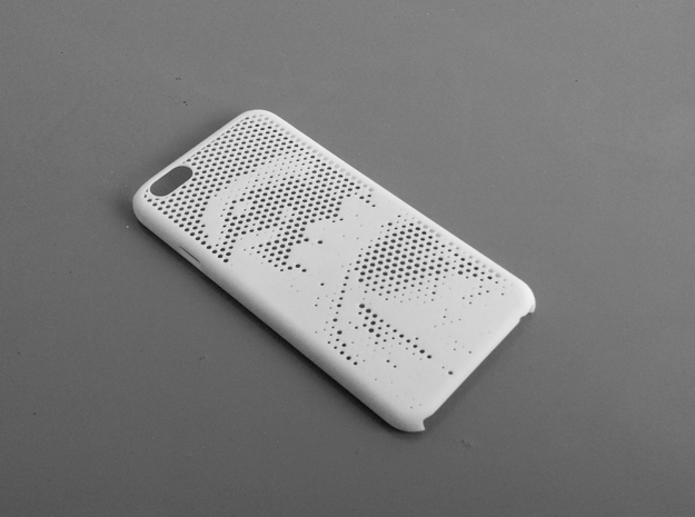 PHO Case  in White Strong & Flexible Polished