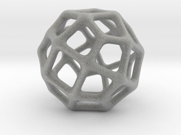 Polyhedral Jewelry: Geodesic Cube