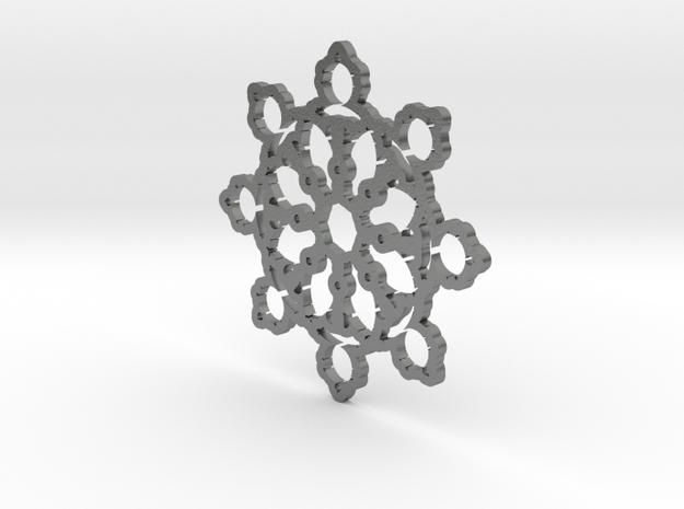 Mandelbrot Web Pendant 2