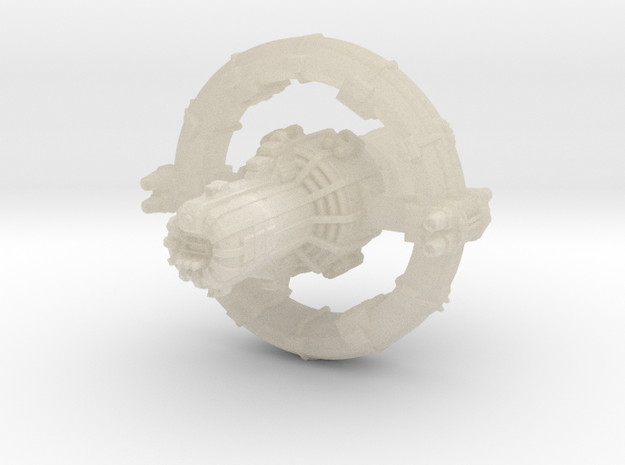 Jovian Europa class Command Carrier 3d printed