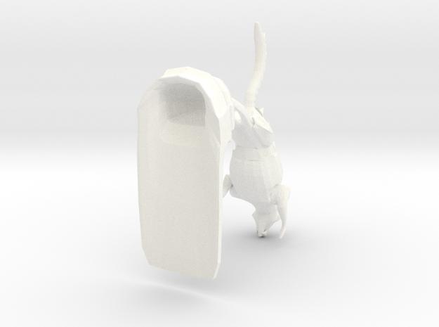 Gatordog 5 times 3d printed