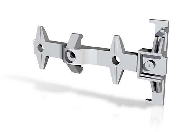 Span Bolster B 3d printed