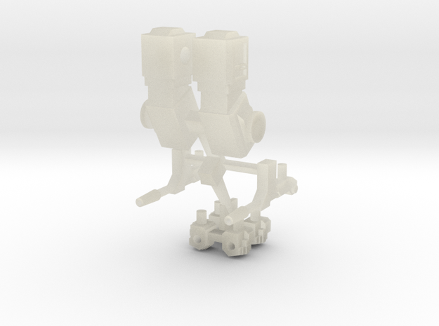 Perceptor WST Non-Transforming Part 1 of 3 3d printed