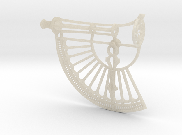 Simple Astrolabe 3d printed