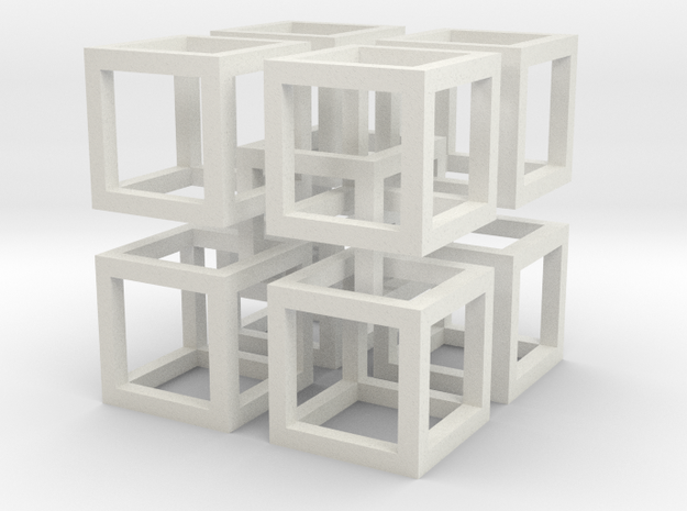 interlocked cubes 2