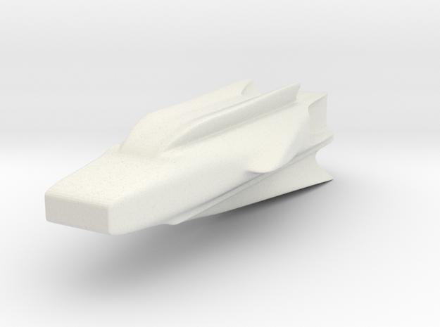 shogun_arm001.dae in White Natural Versatile Plastic