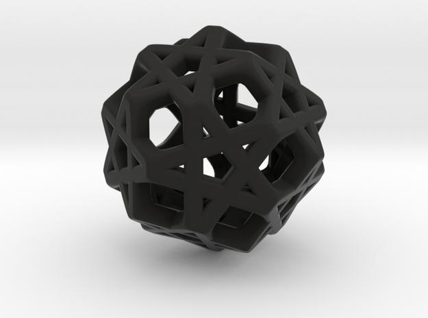 STAR-1.5cm ( improved ) 3d printed