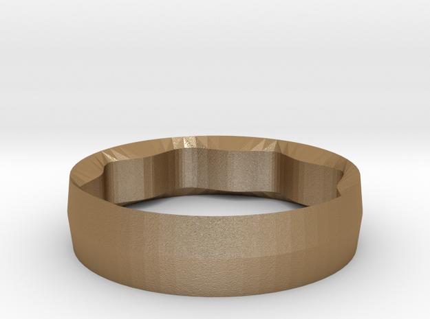 Ring - Wedding Gent 3d printed