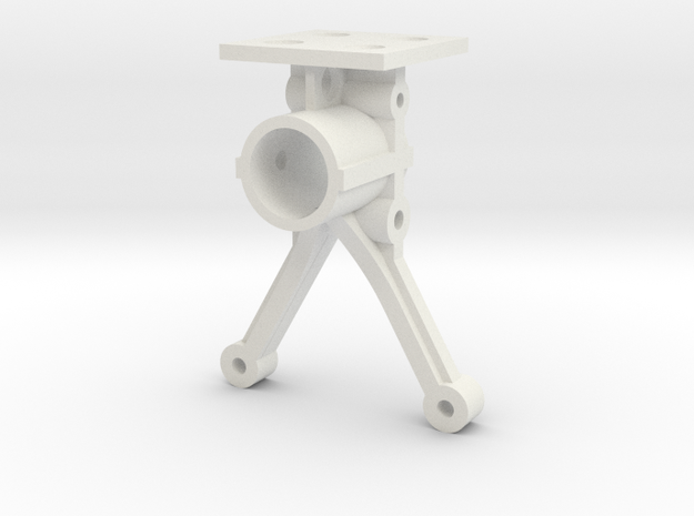 CV4-5001_cf_landing.stl in White Natural Versatile Plastic