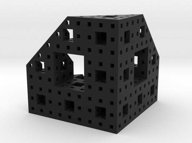 Menger Slice 3d printed