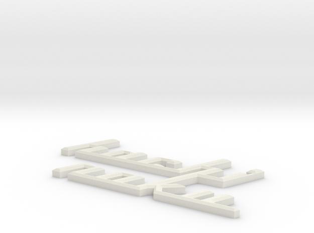Hachi-2Bev Small 3d printed