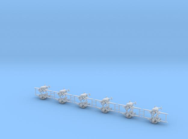 1/700 E-1 Tracer (x12)