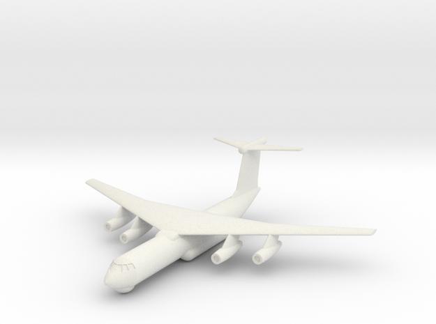 1/700 IL-76 Candid in White Natural Versatile Plastic