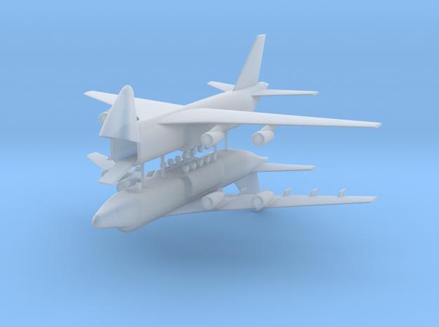 1/700 Antonov AN-124 Ruslan (x2) 3d printed