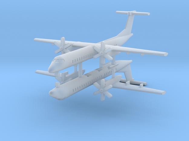 1/700 Bombardier Dash-8 Q400 (x2)