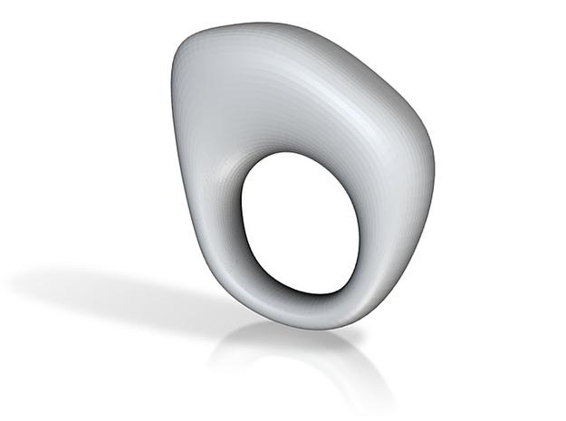 Burnt Ring 16mm 3d printed