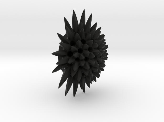 Spiked Coral 3d printed