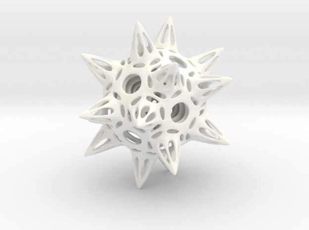 Starball 3d printed