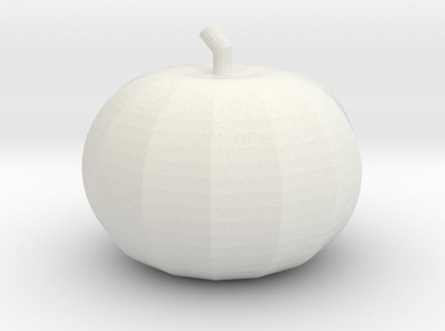 Pumpkin 3d printed