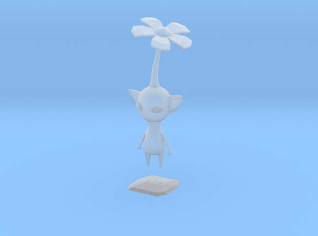 Pikmin- Yellow 3d printed