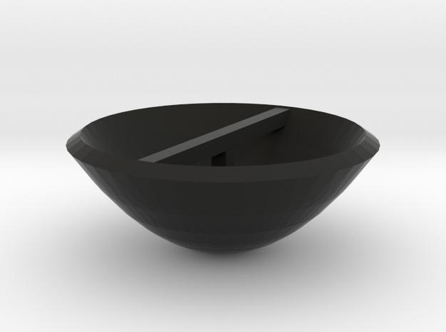 Smaller Dish 3d printed
