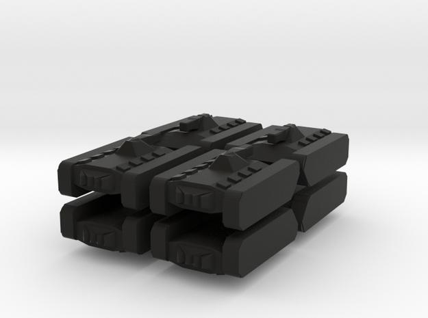 8 Tank x8 3d printed