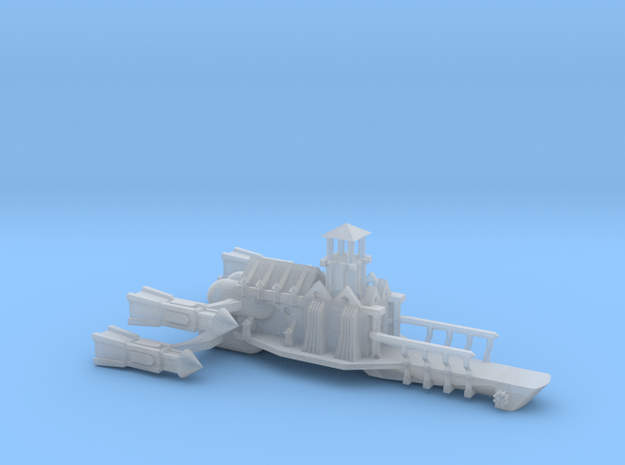 Gothic Carrier 3d printed
