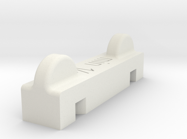 O14_gauge_curve in White Natural Versatile Plastic