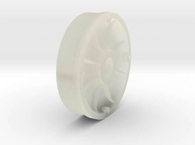 9935 wheel center 9625 3d printed