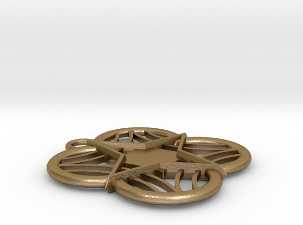 Star Medallion 3d printed
