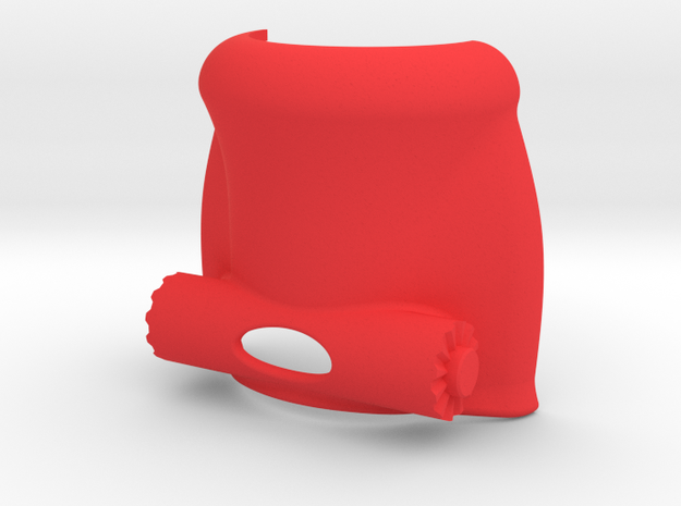 LHL-Lower shell 3d printed
