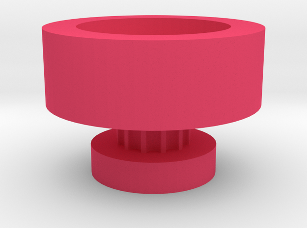 clutch bell 12t 3d printed
