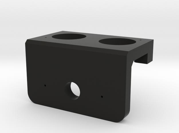 Heavy Duty Servo Mount for Ultrasonic Sensor 3d printed