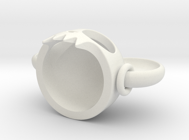 bubble''s mask in White Strong & Flexible
