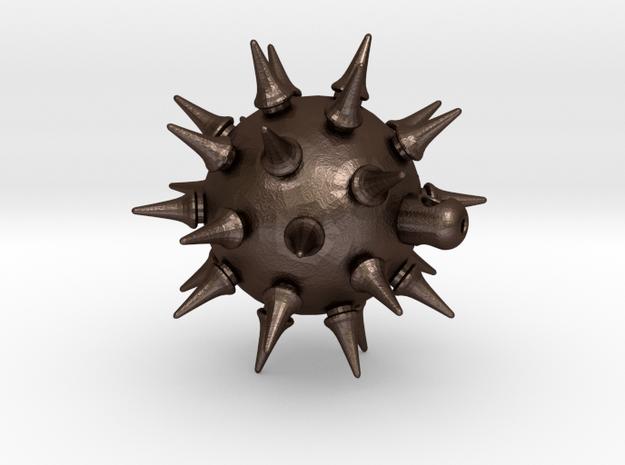 Spike Ball Nine 3d printed