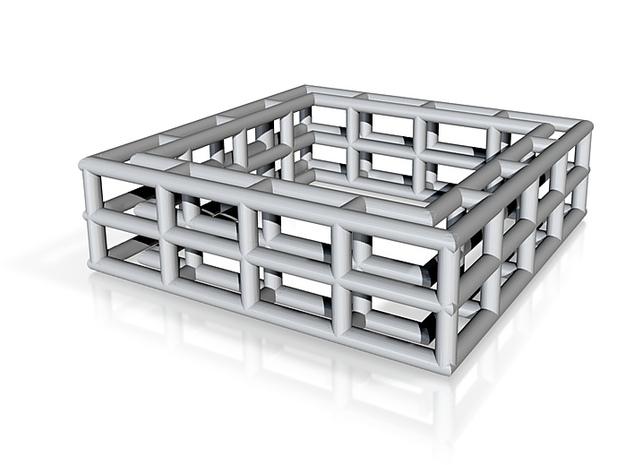 Square ring 3d printed