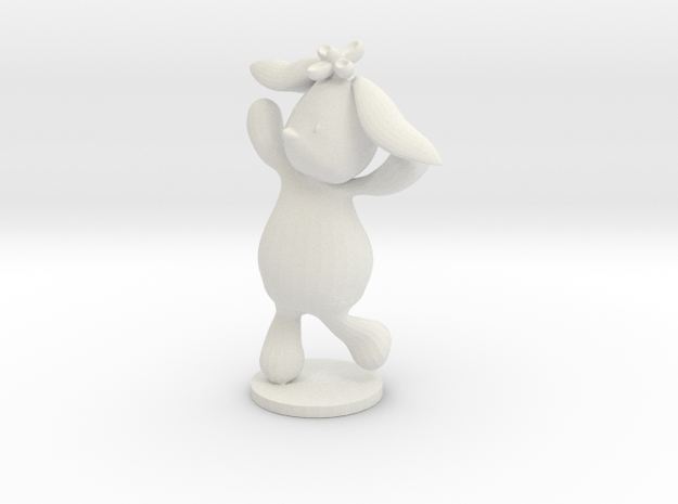 Bunny2 3d printed
