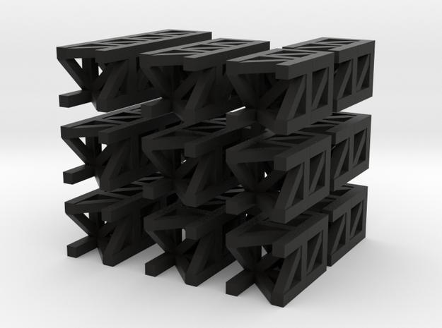 Long Modular Structures 3d printed