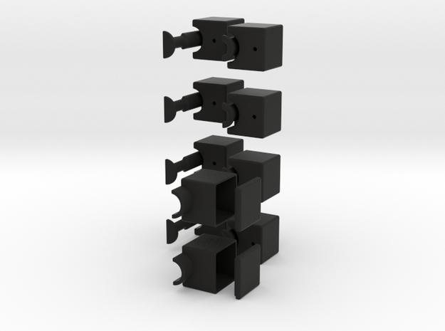 1x2x5 Cuboid 3d printed