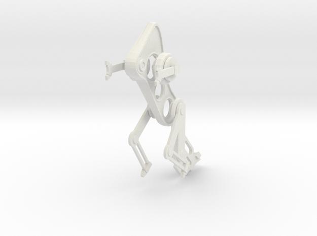Robosaurus 3d printed