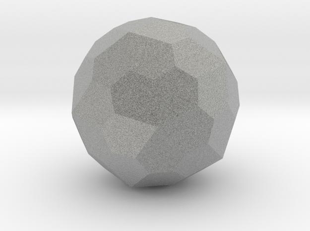 Pentagonal Hexecontahedron 3d printed