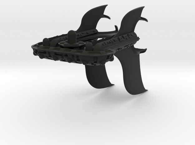 M-Ships Faction 3 Cruiser 3d printed