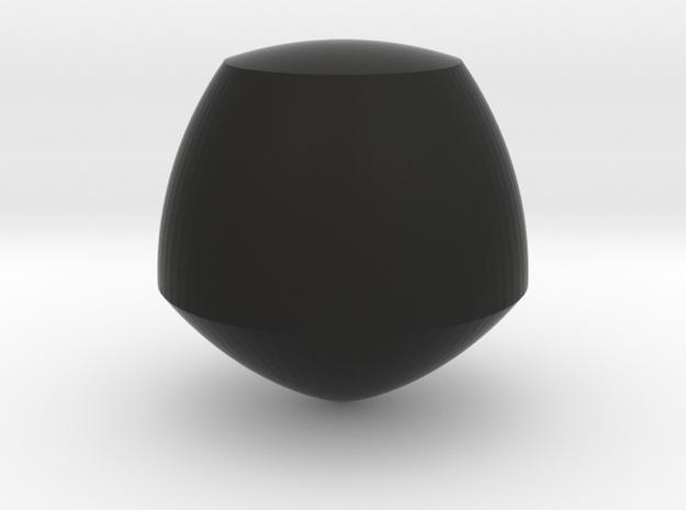 Reuleaux Pentagon Spheroform 3d printed