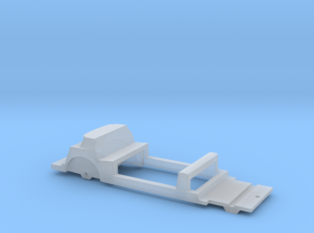 RR chassis 3d printed