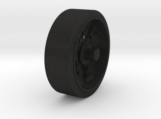 Mack Truck Wheel 3d printed
