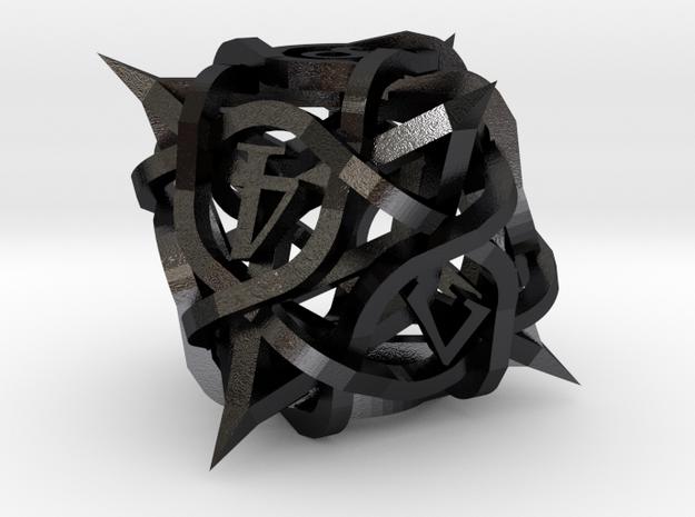 Thorn Die8 3d printed