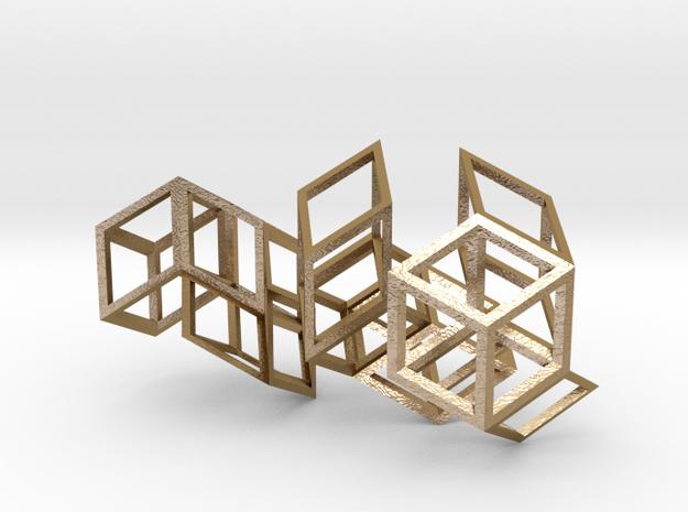 Aurels Puzzle 3d printed