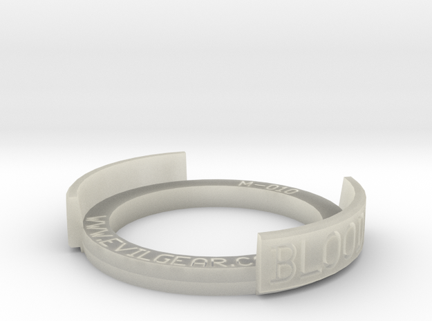 RingThing™ Bloodied in Transparent Acrylic