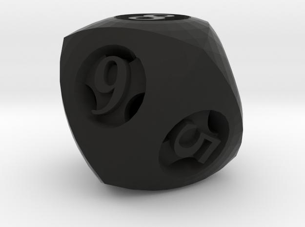 Overstuffed Die8 3d printed